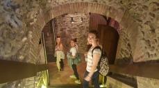 Visite des caves de Georges Cartier à Epernay
