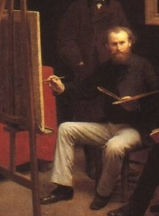 Image result for edouard manet self portrait